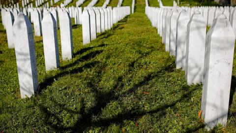 The Hague rules Dutch partly responsible for 300 Srebrenica deaths