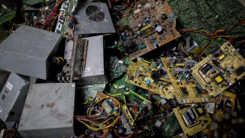 World produced 53 million tonnes of e-waste last year - UN report