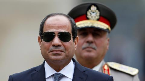 Egypt's military tightens hold over economy under Sisi