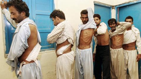 Poverty fuels Pakistan's illegal organ trade