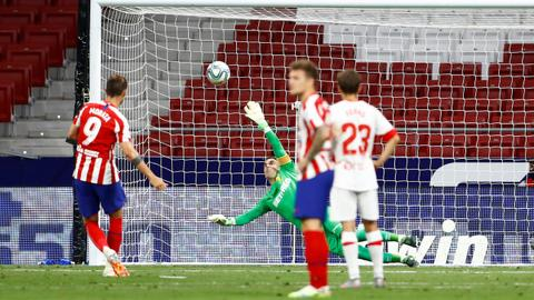 La Liga: Morata double leads Atletico to 3–0 win over Mallorca