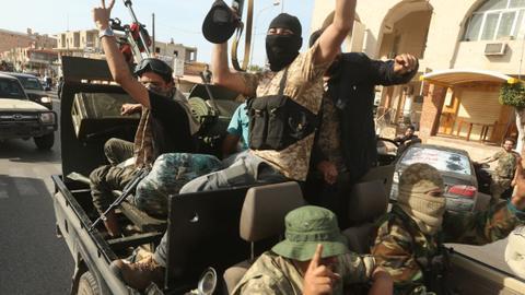Presence of mercenaries at Libyan oil facilities concerning – UK