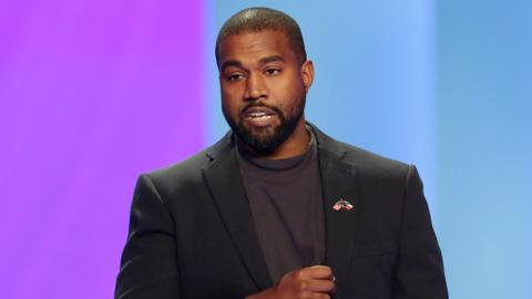 Kanye West says he's running for US president in 2020