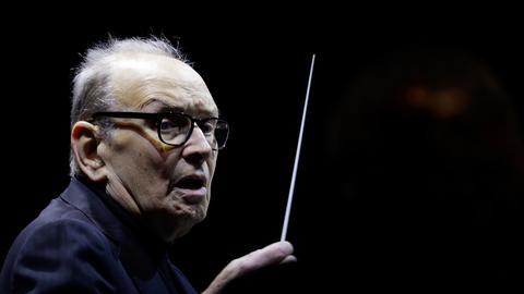 Spaghetti Western movie composer Ennio Morricone dies aged 91
