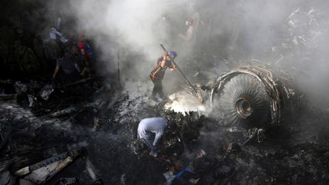 A fatal crash, allegations and the tragedy of Pakistan's national airline