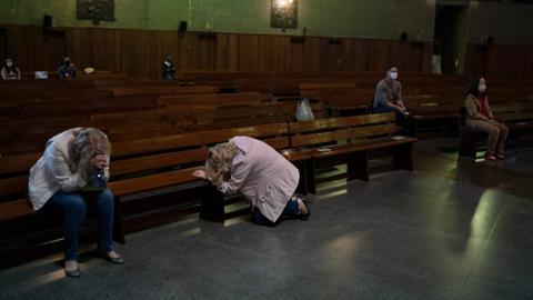 Covid-19 cases hit 5.9M in Americas, half in Latin America, Caribbean - WHO