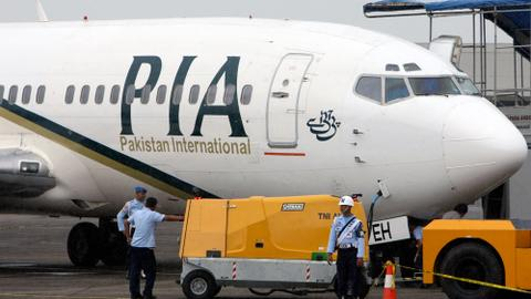 Pakistan International Airlines pilots fired over fake licenses scandal