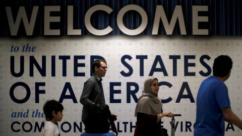 US issues new visa criteria for six Muslim-majority nations