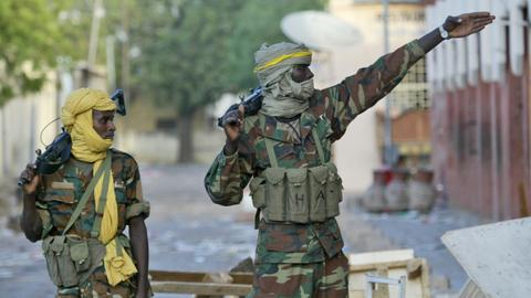 At least eight Chadian soldiers killed by landmine in militant area