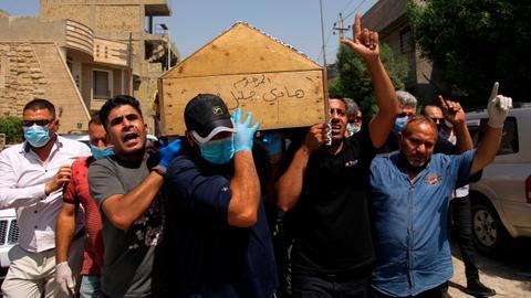 Who killed Iraqi researcher, Hisham al Hashimi, and why?
