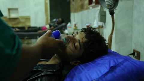 Chemical weapons watchdog to take action on Syria sarin attacks