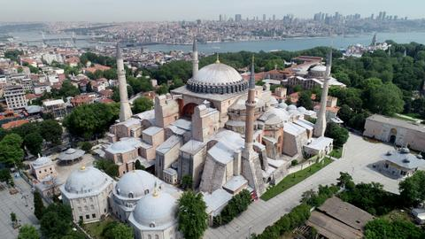 Turkish court rules 1934 conversion of Hagia Sophia into museum illegal