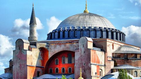 Hagia Sophia and the test of time