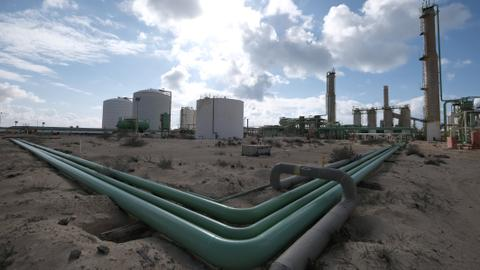 Libya resumes oil production after months-long shutdown