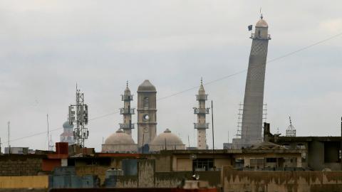 Iraq declares end of Daesh
