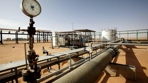 UAE behind oil blockade as Libya again halts oil exports: state firm