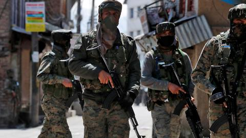 Kashmiris observe Martyrs Day as India detains another resistance leader