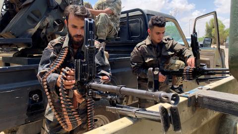 Turkey: Libya ceasefire contingent on control of Sirte city, Jufra air base