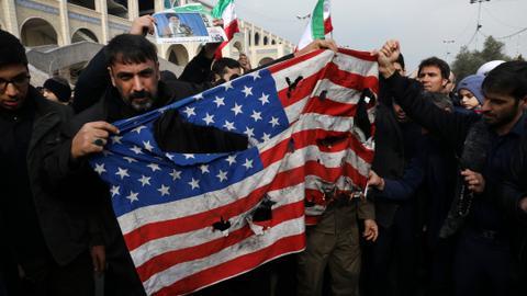 Showdown: Iran's Revolutionary Guard versus the Trump administration