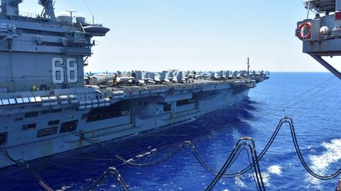 China accuses US of seeking conflict in South China Sea