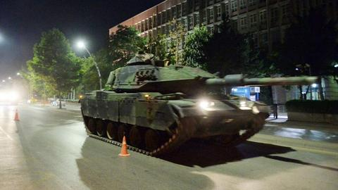 When war came to Turkey's streets: a first-hand account of the July 15 coup