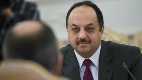 Qatar says blockade is