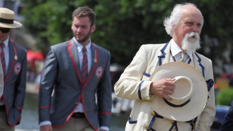 Britain celebrates its 178th Henley Royal Regatta