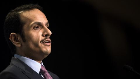 Qatar says will reject Arab demands but ready for dialogue