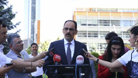 Turkey vows to respond to any kind of terrorist threat