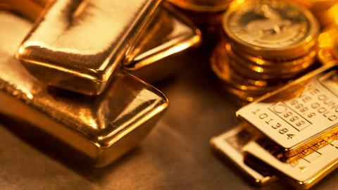 Demand for gold reaches its lowest in 10 years