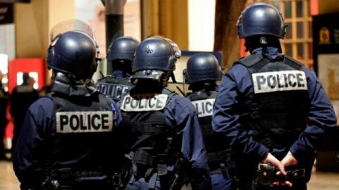 Shooting in front of mosque in France injures at least eight