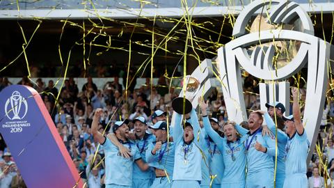 ICC announces Super League for 2023 cricket World Cup qualification