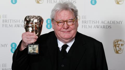 British filmmaker Alan Parker dies at 76