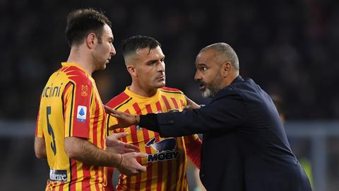 Lecce relegated as historic Serie A season comes to an end