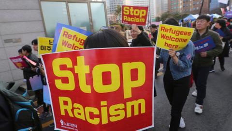 British music stars resurrect Rock Against Racism