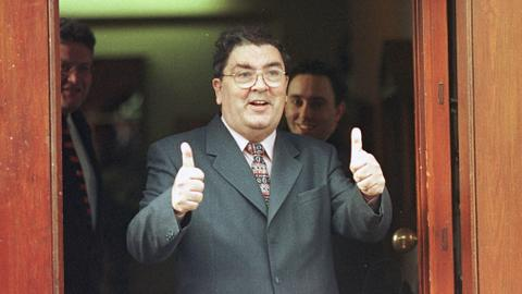 John Hume, who worked to end Northern Ireland Troubles, dies aged 83