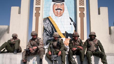 Iraq's invasion of Kuwait 30 years ago set up the demise of its sovereignty