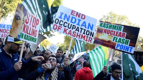 How India's annexation spurred global solidarity for Kashmir
