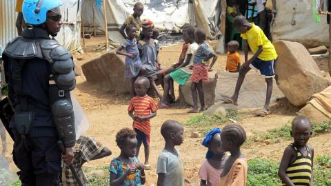 South Sudan is a killing field, says Amnesty