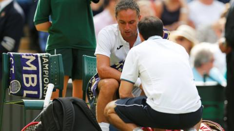 Wimbledon injury dropouts raises questions about motives