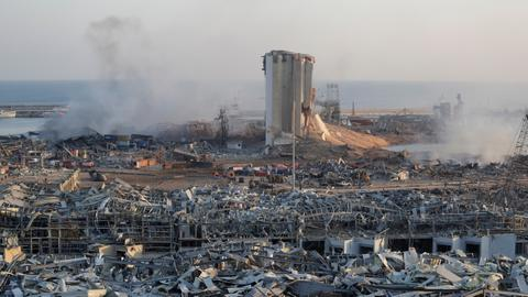 Beirut explosion: What is ammonium nitrate and why is it so explosive?