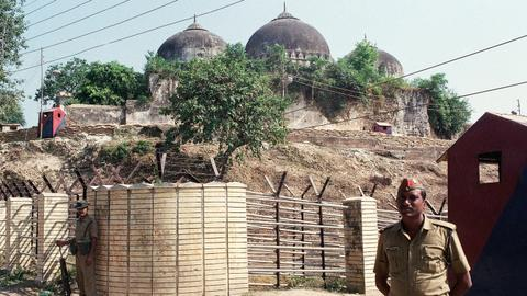 Indian court acquits all 32 accused in demolition of Babri Mosque