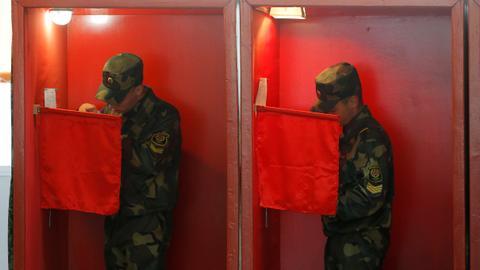 Belarus detains US nationals ahead of presidential vote