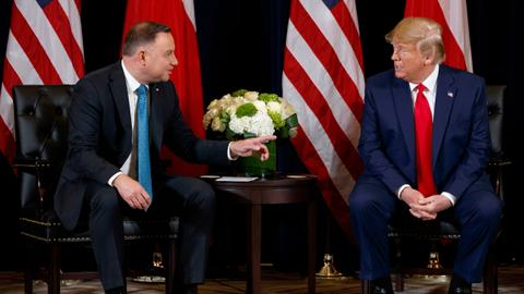 Why Russia is rattled by the Poland-US military cooperation