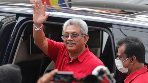 The battle for Sri Lanka's soul