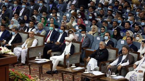 Kabul opens traditional council to discuss release of 400 Taliban prisoners