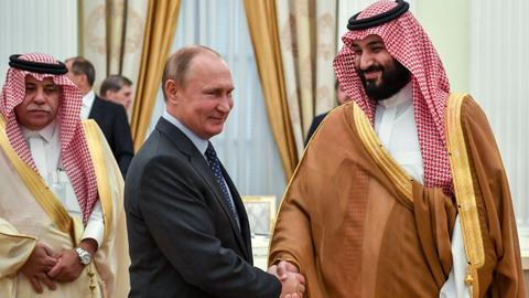 "Saudi intelligence chief: MBS ""encouraged"" Russian intervention in Syria"