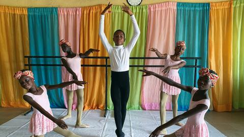 Nigerian boy earns scholarship after his enchanting ballet goes viral