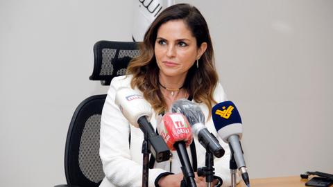 Lebanon minister Manal Abdel Samad quits over blast, govt incompetency