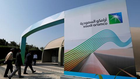 Saudi Aramco profits plunge as virus batters oil demand